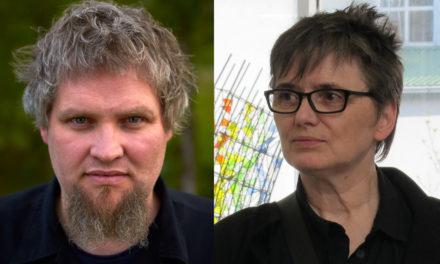 Pétur Thomsen og Rúrí í Listasafni Árnesinga