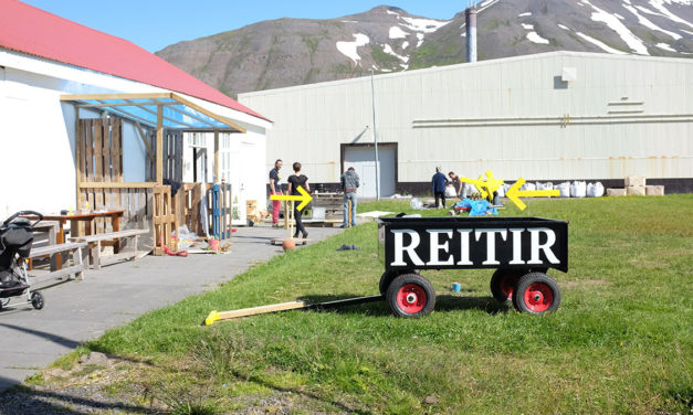 REITIR – Tilraunakennd smiðja á Siglufirði