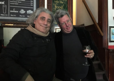 Joseph Semah og Gabriel Kousbroek