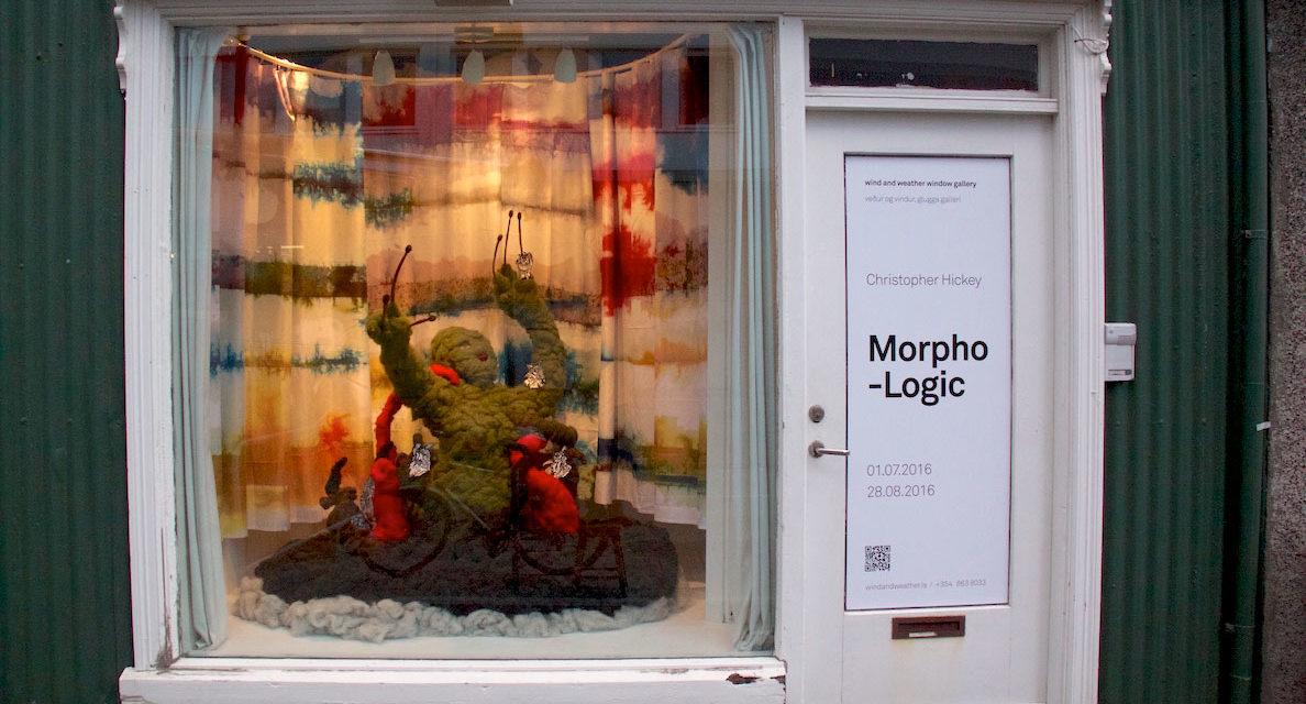 Morpho-Logic / Vind og veður gallerí / 1. júlí – 28. ágúst