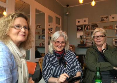 Æðstaráðið — ásamt Elsa Dóróthea Gísladóttir, Eyglo Hardardottir og Marta Valgeirsdóttir