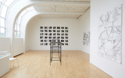 Space / Drawing and Conceptual Horizons