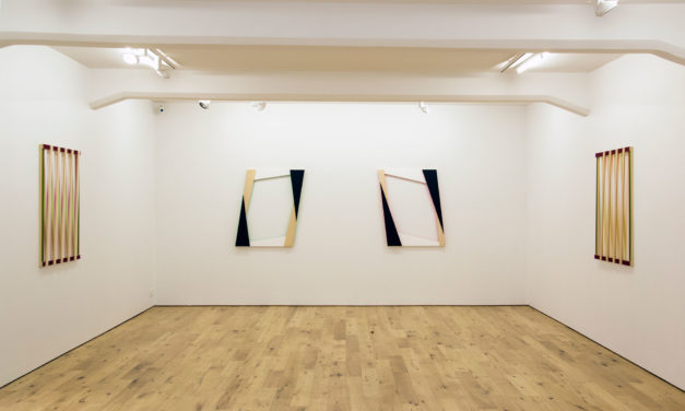 The Alchemy of Color- Jeanine Cohen at Hverfisgallerí