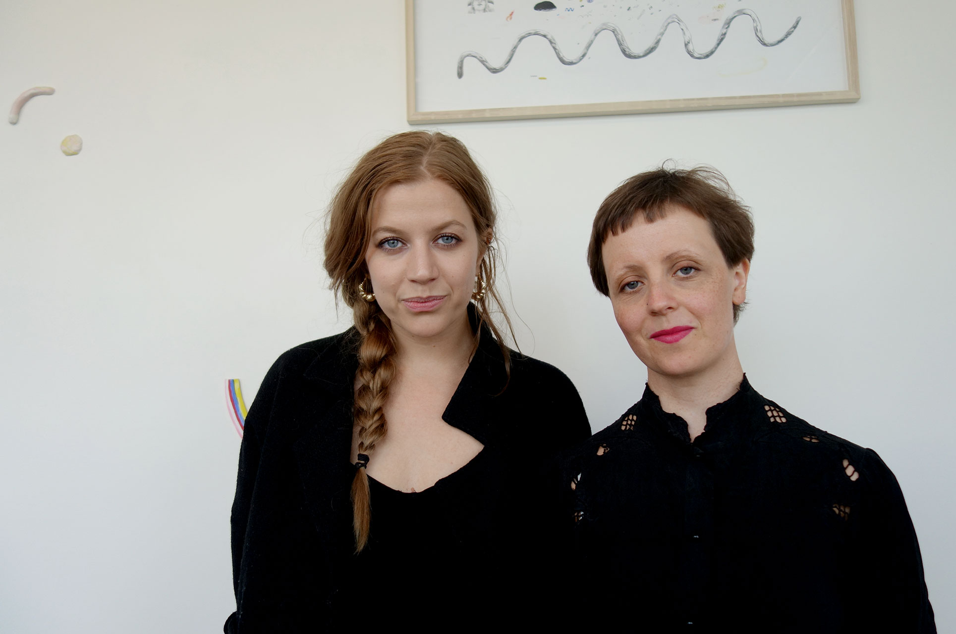 They want to murder the patriarchy -Sita Valrún and Bergrún Anna tell us about Murder Magazine