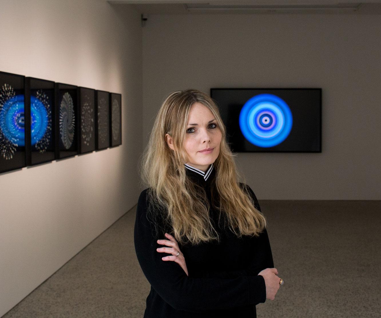 Variations by Dodda Maggý at BERG Contemporary