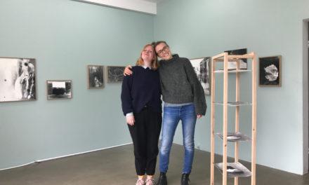 Black is Light by Claudia Hausfeld and Klara Sofie Ludvigsen