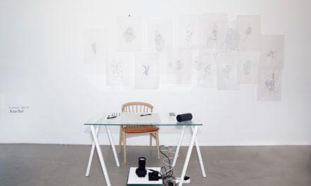 Sara Riel: art as a state of meditative unconscious