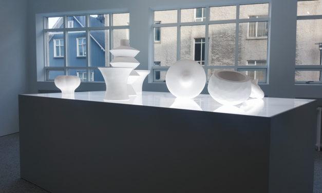 Rósa Gisladóttir's Mesh of Material and Light