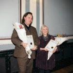 Eygló Harðardóttir and Leifur Ýmir Eyjólfsson Take Home Awards at the Icelandic Art Prize