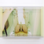 A Mirrored Detritus and the Camouflaged Body : B. Ingrid Olson at i8 Gallery