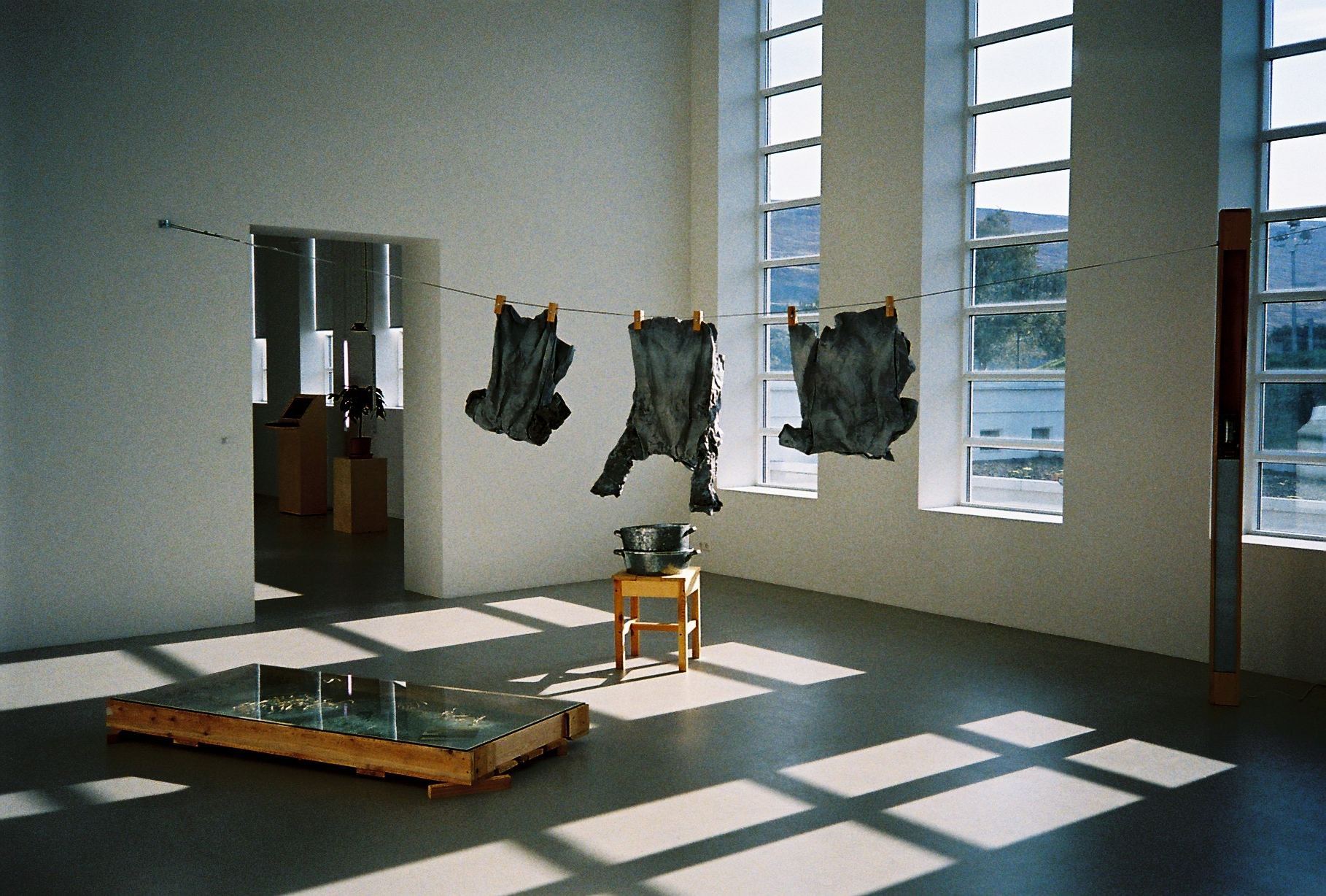 Conversations with contemporary Latvian art in Akureyri