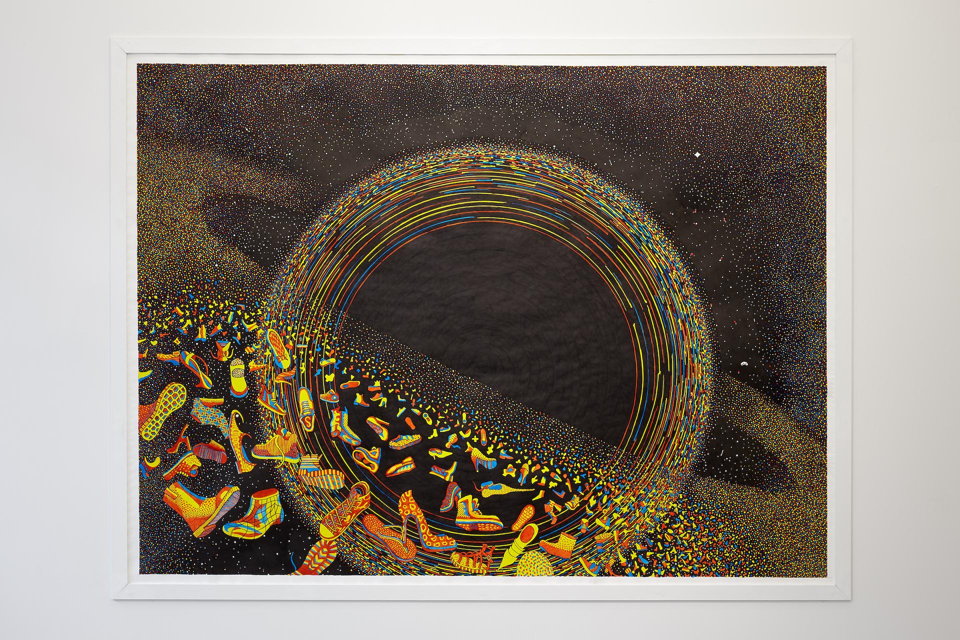 The Portal, Illuminated – Styrmir Örn Guðmundsson at Berg Contemporary